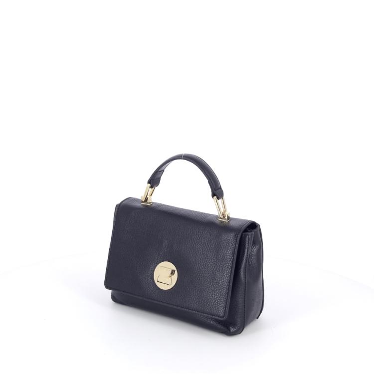 Coccinelle tassen handtas zwart 191421