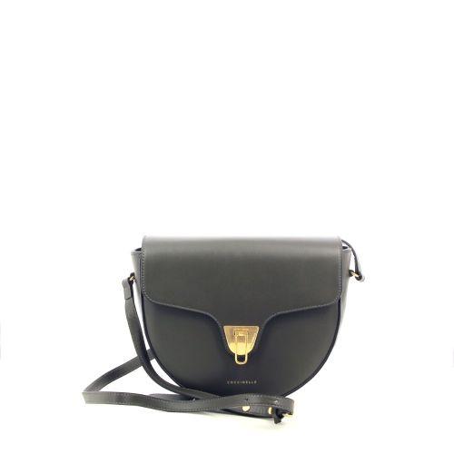 Coccinelle tassen handtas zwart 201858