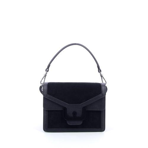 Coccinelle tassen handtas zwart 201866