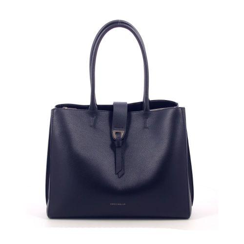 Coccinelle tassen handtas zwart 203131