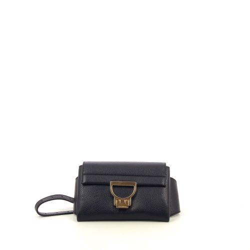 Coccinelle tassen handtas zwart 207597