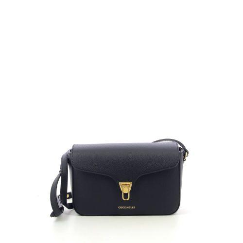 Coccinelle tassen handtas zwart 207604