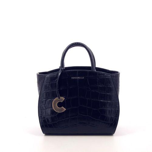Coccinelle tassen handtas zwart 209595