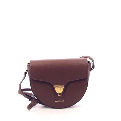 Coccinelle tassen handtas zwart 209616