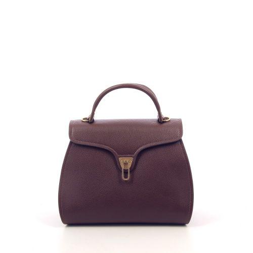 Coccinelle tassen handtas zwart 209619
