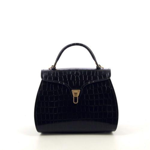 Coccinelle tassen handtas zwart 209621