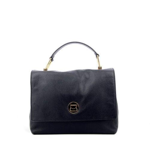 Coccinelle tassen handtas zwart 216349