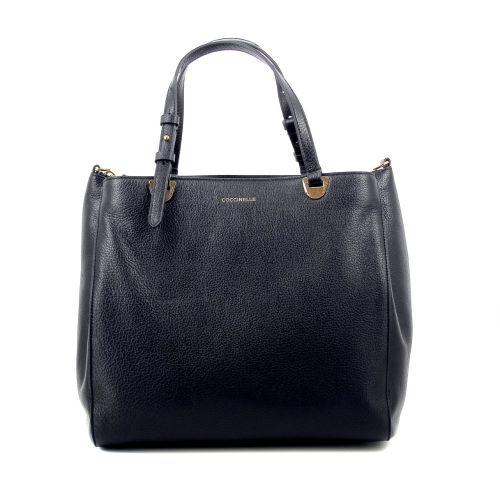 Coccinelle tassen handtas zwart 216363
