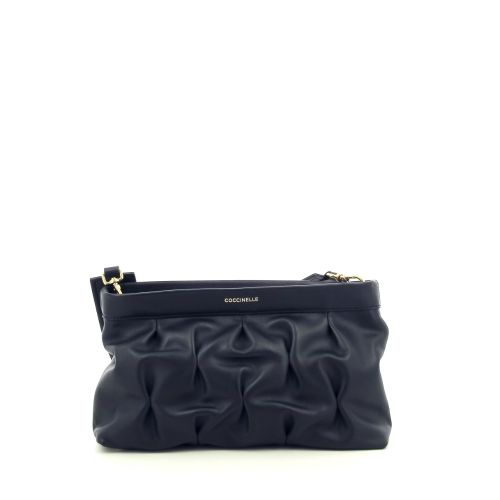 Coccinelle tassen handtas zwart 216369