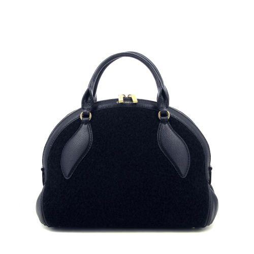 Coccinelle tassen handtas zwart 217763