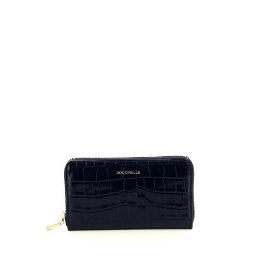 Coccinelle  portefeuille zwart 209637