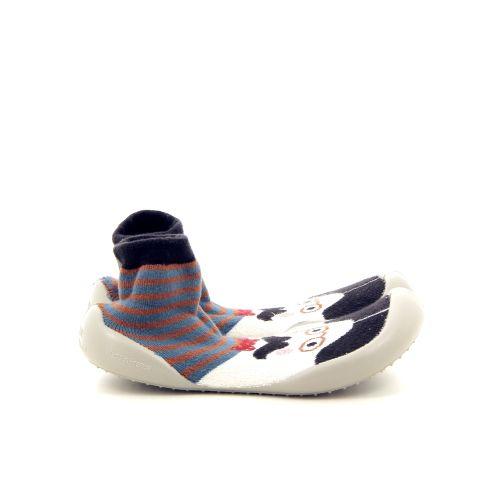 Collegien  pantoffel bruin 177193
