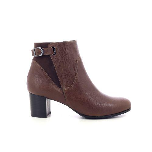 Comoda idea damesschoenen boots cognac 211626