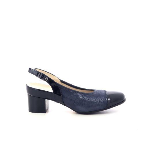 Comoda idea damesschoenen sandaal donkerblauw 215778