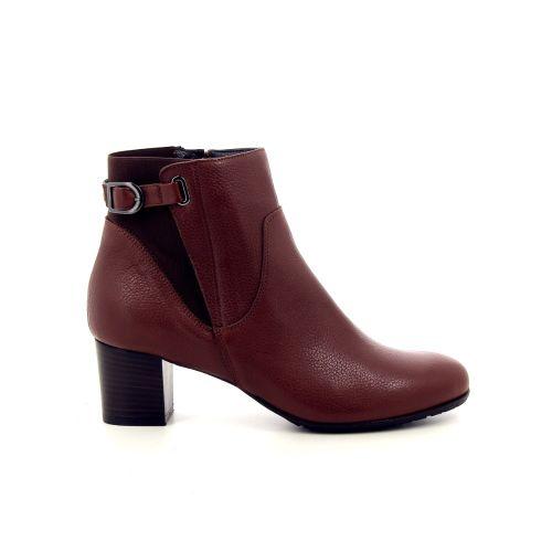 Comoda idea damesschoenen boots zwart 190766