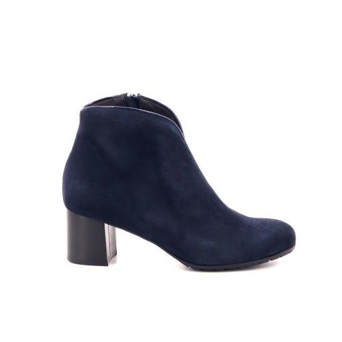 Comoda idea damesschoenen boots zwart 190763