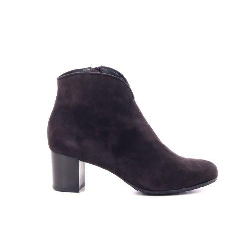 Comoda idea damesschoenen boots zwart 211622
