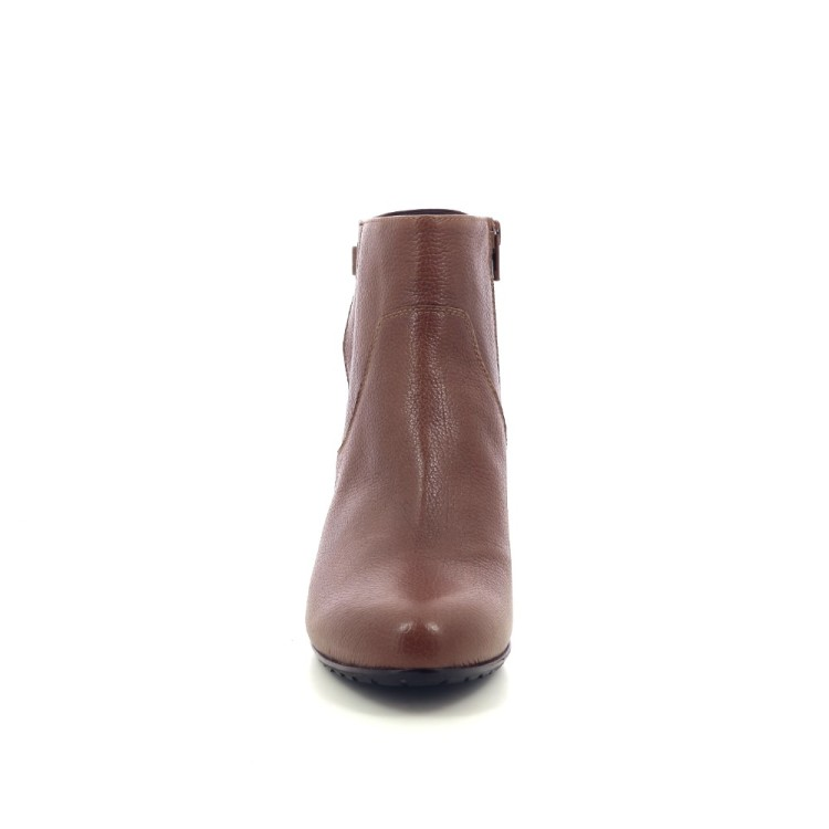 Comoda idea damesschoenen boots cognac 201270