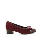 Comoda idea damesschoenen comfort rood 21078