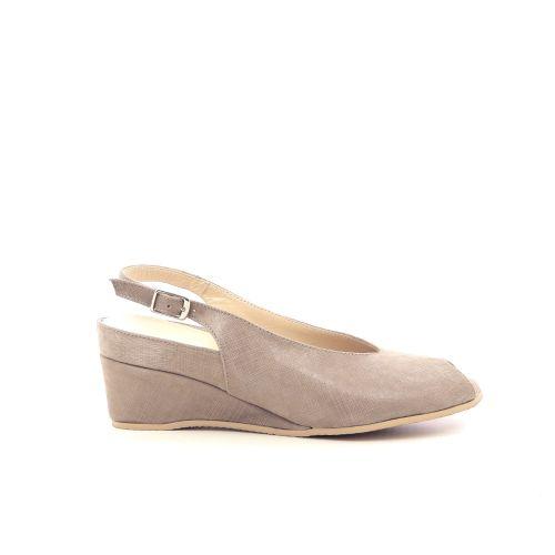 Comoda idea  sandaal taupe-rosÉ 215780
