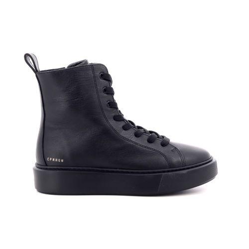 Copenhagen damesschoenen sneaker zwart 208768