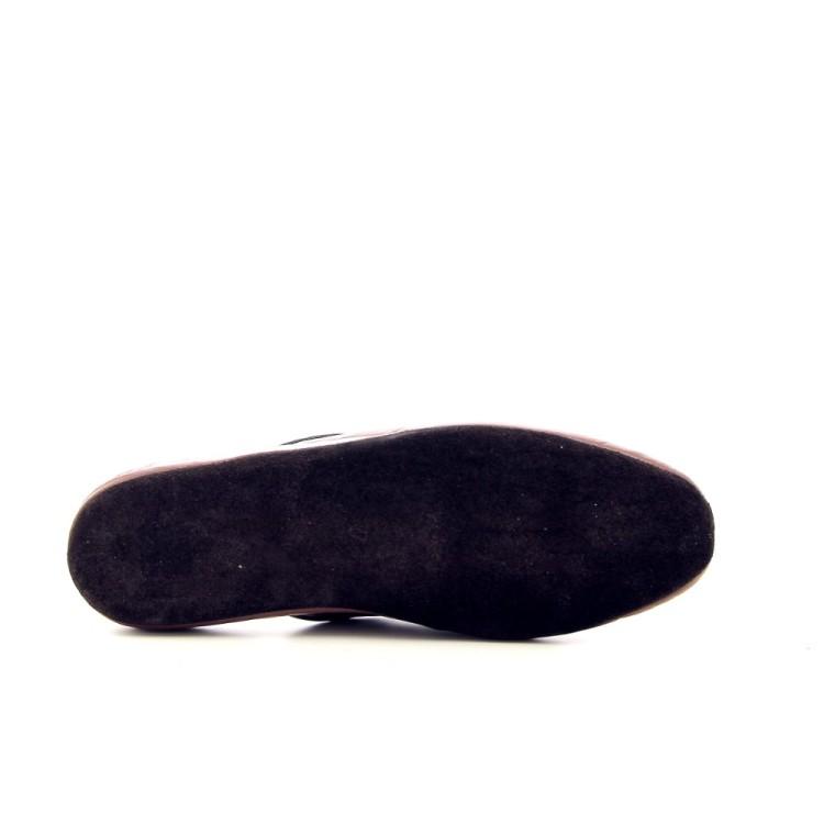 Crb herenschoenen pantoffel naturel 189881