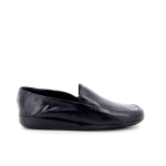 Crb herenschoenen pantoffel zwart 179430