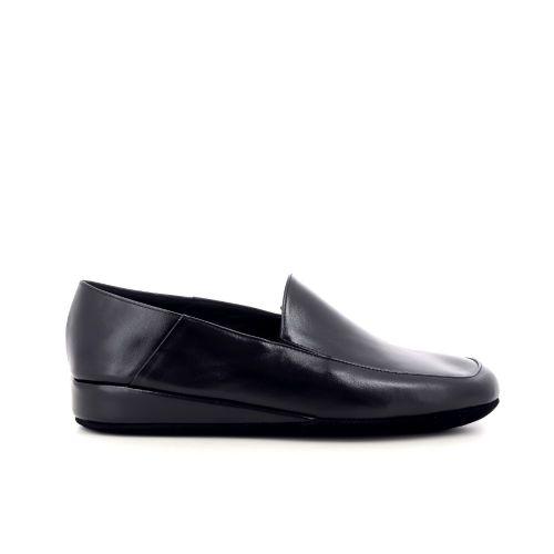Crb  pantoffel zwart 217910