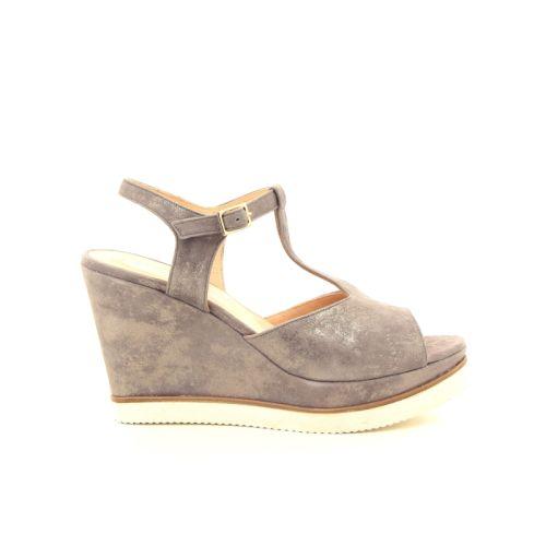 Cristian daniel solden sandaal grijs 171906