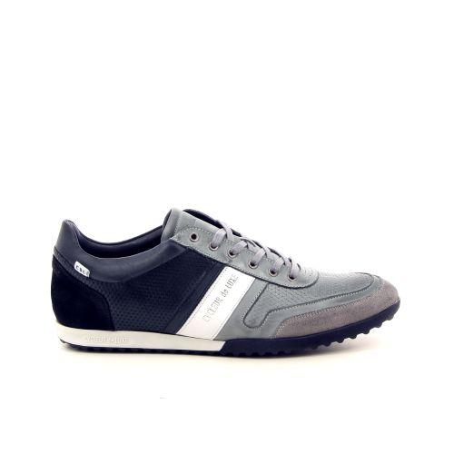 Cycleur de luxe herenschoenen sneaker grijs 183253
