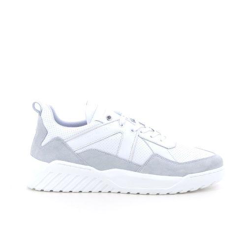 Cycleur de luxe herenschoenen sneaker wit 204657