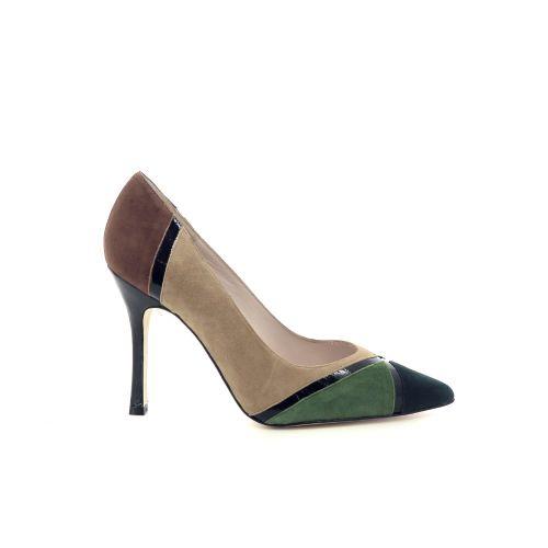 Daniele ancarani damesschoenen pump groen 199192