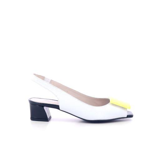 Daniele ancarani damesschoenen sandaal wit 205444