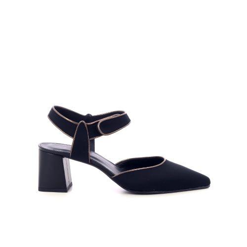 Daniele ancarani damesschoenen sandaal zwart 214962