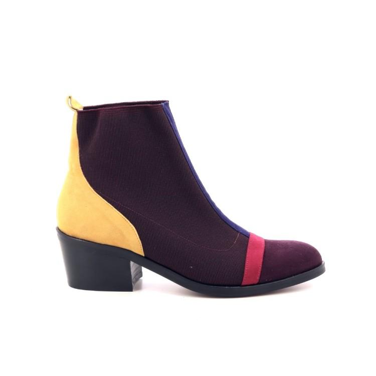 Daniele ancarani damesschoenen boots bordo 199207