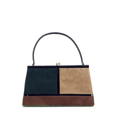 Daniele ancarani tassen handtas groen 199751