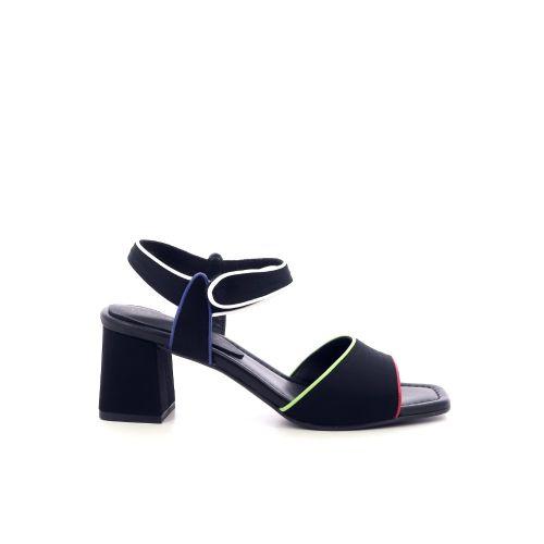 Daniele ancarani  sandaal zwart 214953