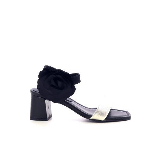 Daniele ancarani  sandaal zwart 214956