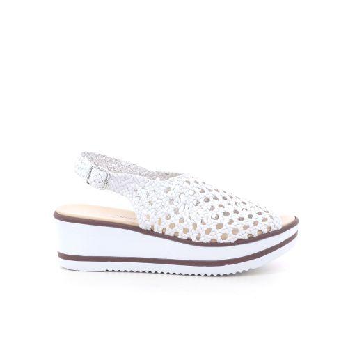 Daniele tucci damesschoenen sandaal wit 206186