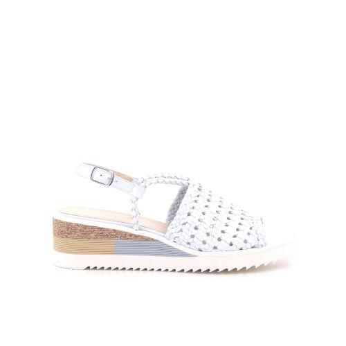 Daniele tucci damesschoenen sandaal wit 206189