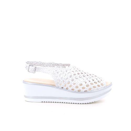 Daniele tucci damesschoenen sandaal wit 214456