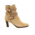 Daniele tucci damesschoenen boots cognac 20595