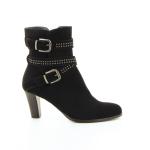 Daniele tucci damesschoenen boots zwart 20595