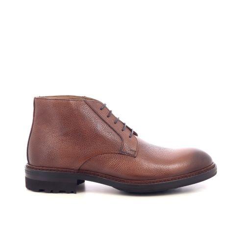 Di stilo herenschoenen boots cognac 219144