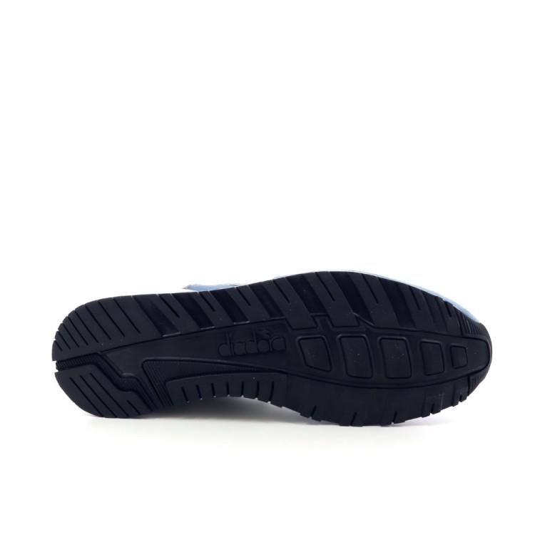 Diadora herenschoenen veterschoen jeansblauw 203014