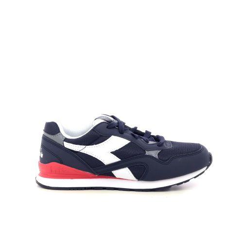 Diadora kinderschoenen sneaker donkerblauw 216255