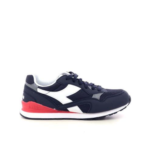Diadora kinderschoenen sneaker donkerblauw 216256