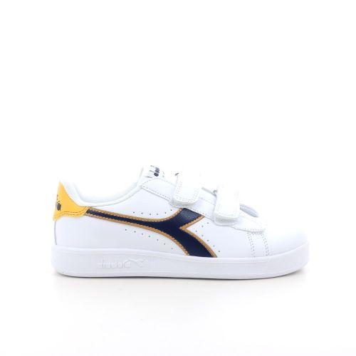 Diadora kinderschoenen sneaker wit 212437