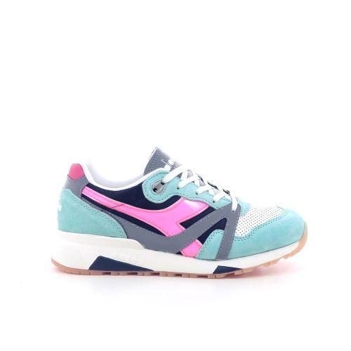 Diadora  sneaker muntgroen 203297