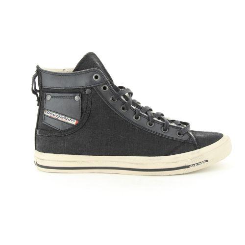 Diesel koppelverkoop sneaker zwart 93411